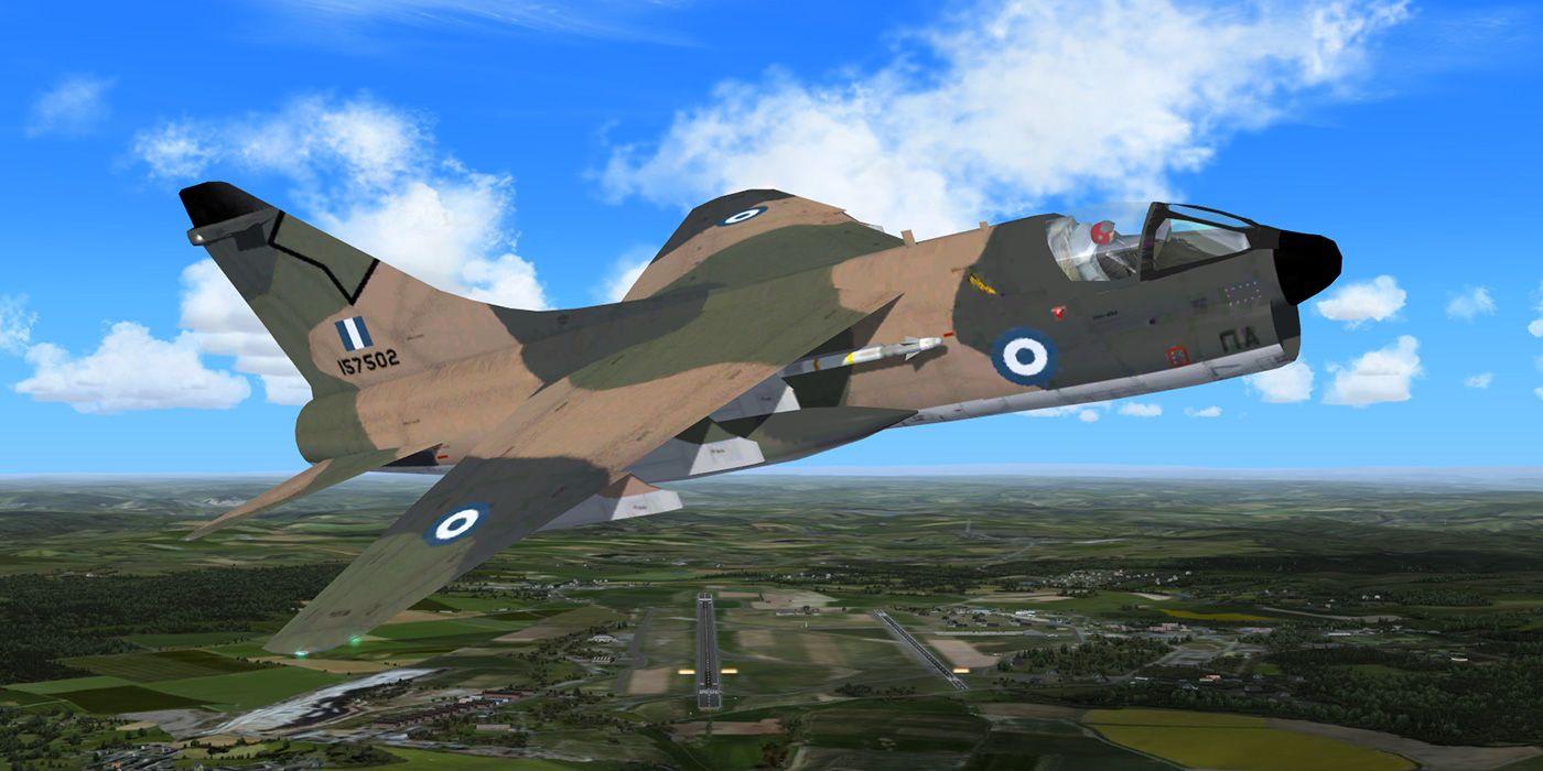 Freeware military AI traffic for Flight Simulator and Prepar3d