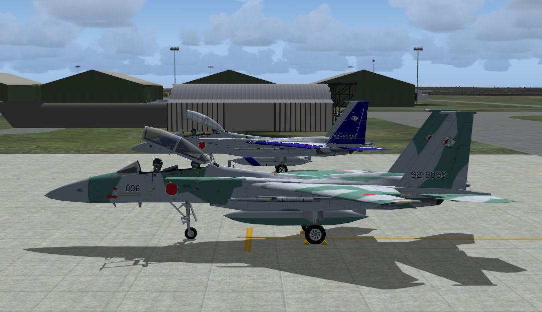 AI McDonnell Douglas F-15 Eagle J - JASDF Update Part 1