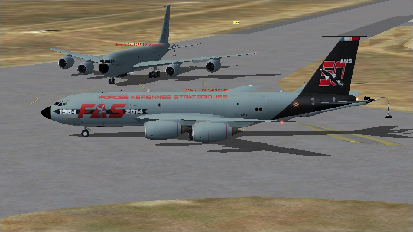 Aircraft Repaints - Military AI Works