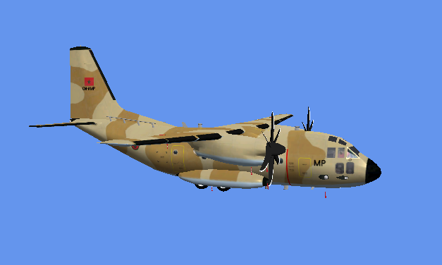Aircraft Models (FS9) - Military AI Works