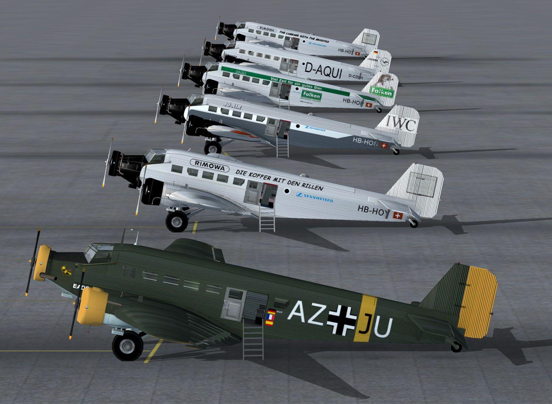 Feldpostkarte JU-52 Replika Fallschirmäger  AVION Aircraft YAKAiR