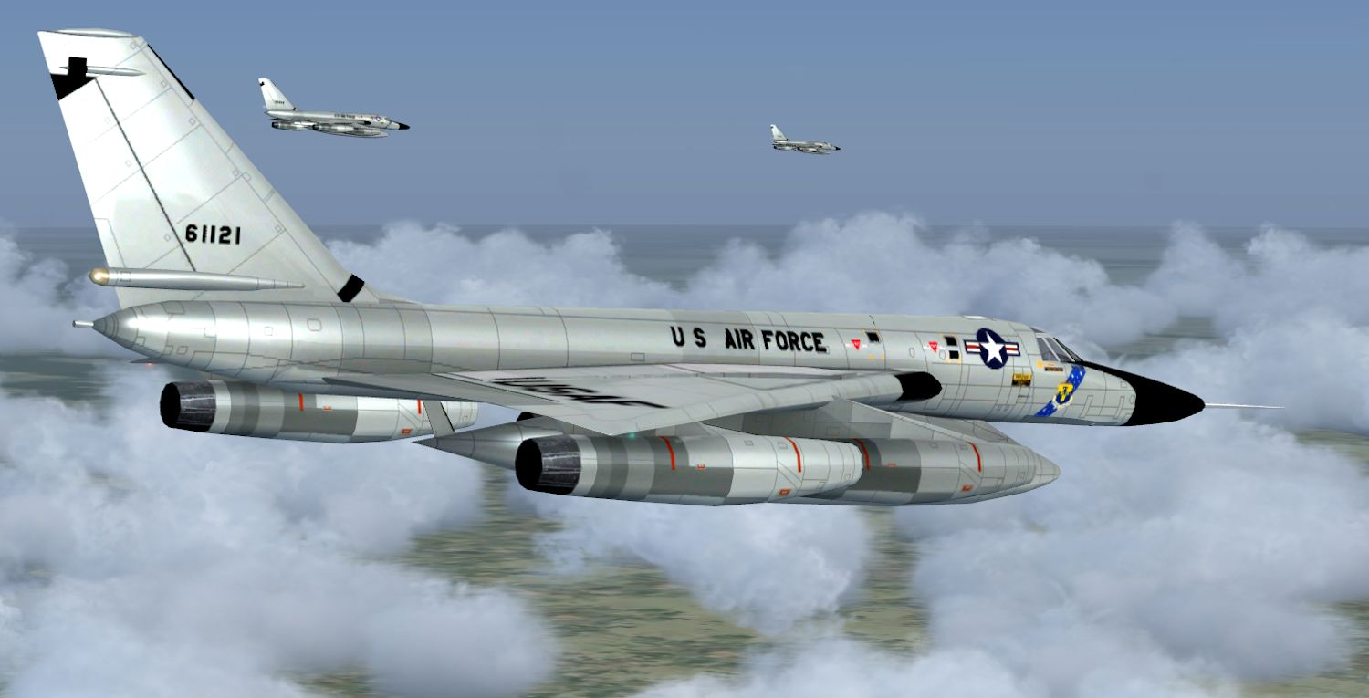 Fsx B58 Hustler - Naked Photo-1113
