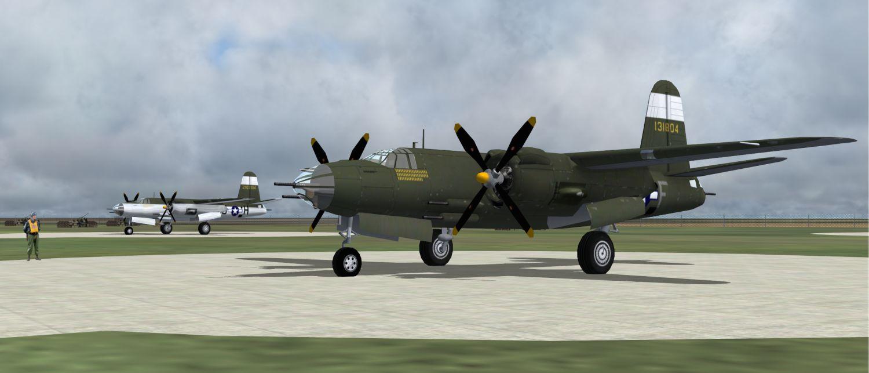 Aircraft Models (FSX) - Military AI Works