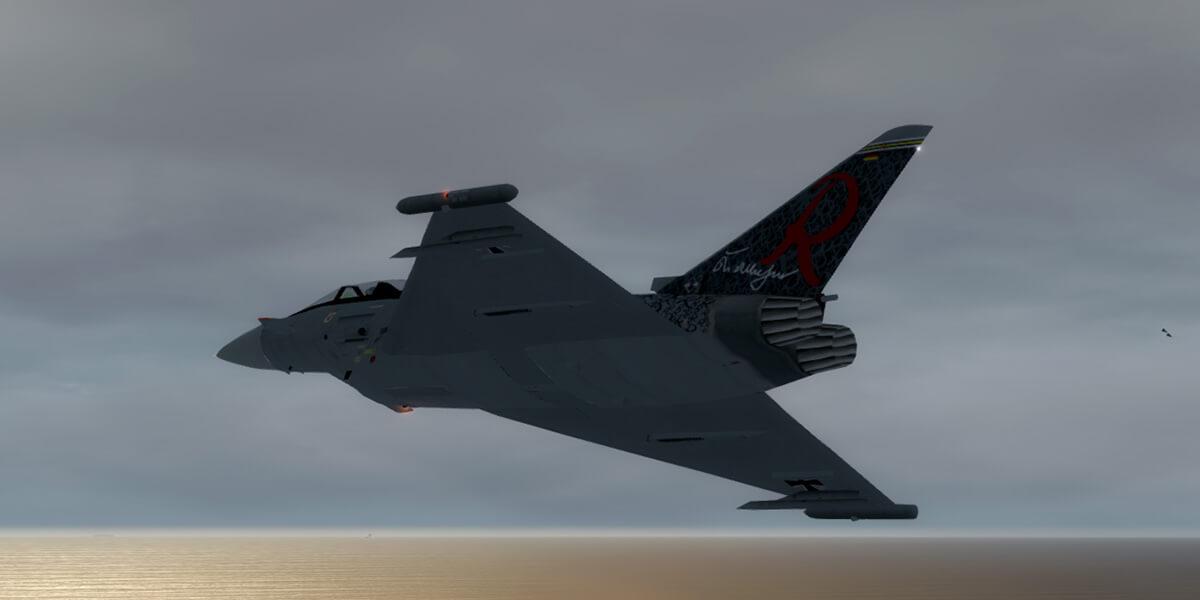 MAIW NBAI Eurofighter Typhoon Conversion - Military AI Works