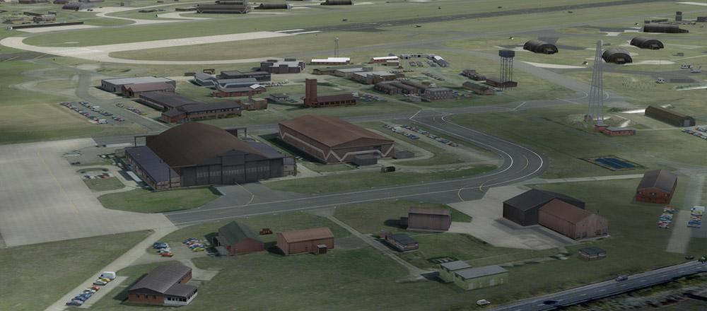 Military AI Works - Package EGWZ RAF Alconbury - USAFE 10th