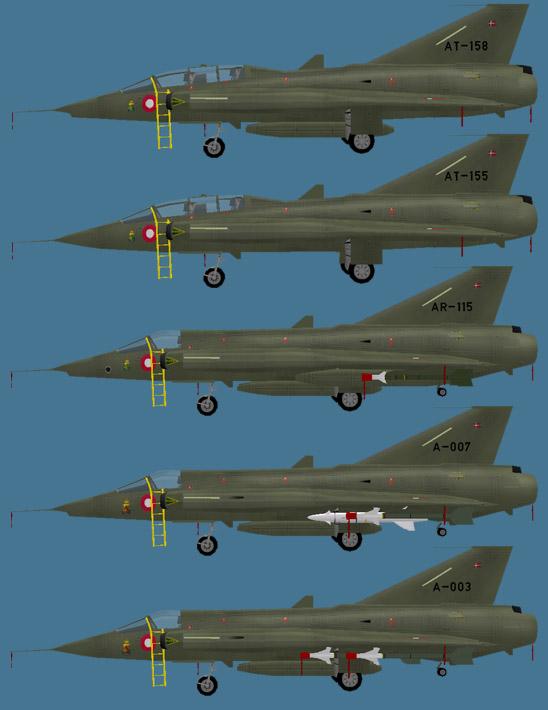 Danish Draken help - Jet Modeling - ARC Discussion Forums